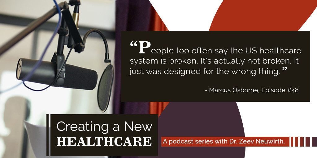 Podcast for Reframe Healthcare